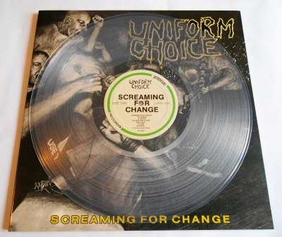 clear vinyl Southern Lord