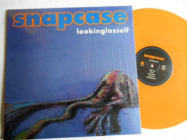 orange vinyl record store day