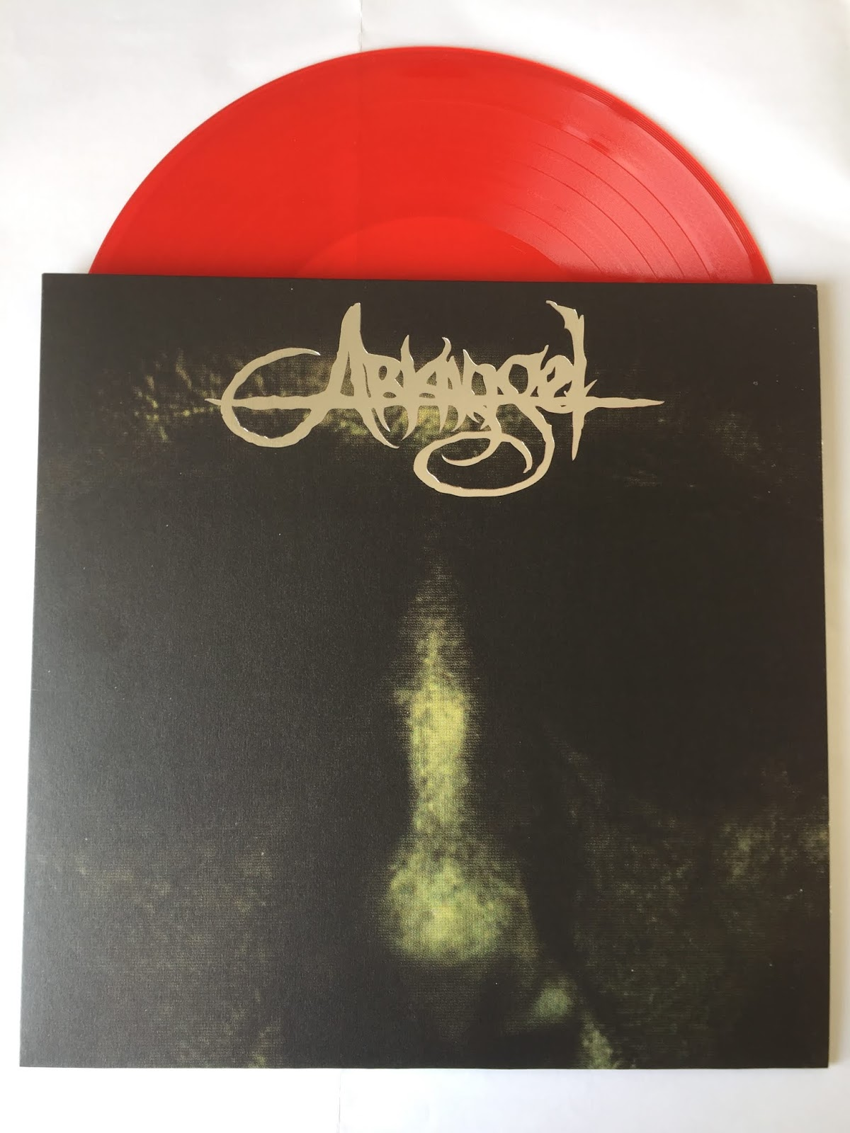 GSR Gang Style Records red vinyl Arkangel
